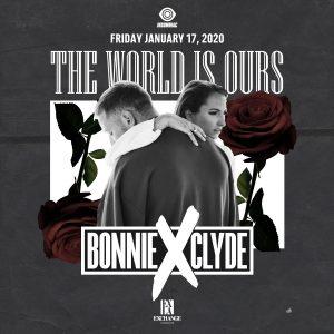 Bonnie x Clyde at Exchange LA