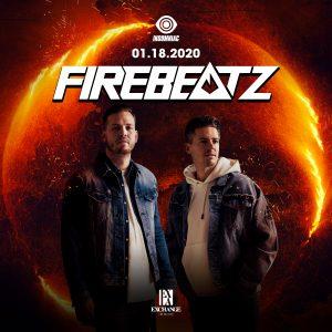 Firebeatz at Exchange LA