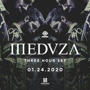 Medvza at Exchange LA