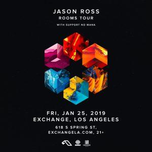 Jason Ross at Exchange LA
