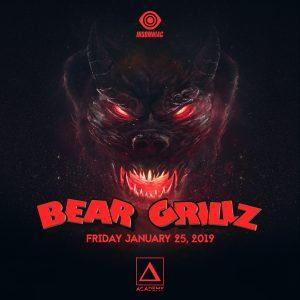 Bear Grillz at Academy LA