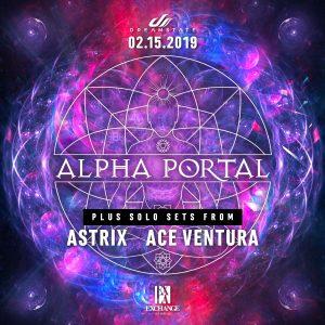 Dreamstate presents Alpha Portal at Exchange LA