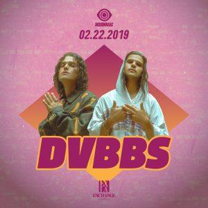 DVBBS at Exchange LA