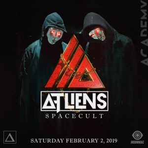 ATLiens at Academy LA