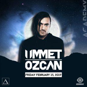 Ummet Ozcan at Academy LA