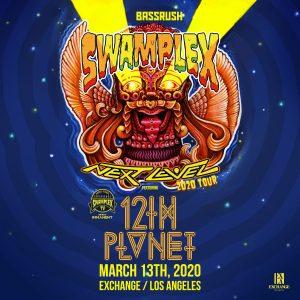 Bassrush presents 12th Planet at Exchange LA
