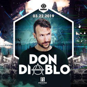 Don Diablo at Exchange LA