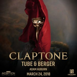 Claptone at Exchange LA