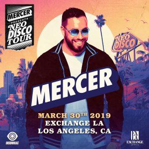 Mercer at Exchange LA