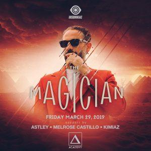 The Magician at Academy LA