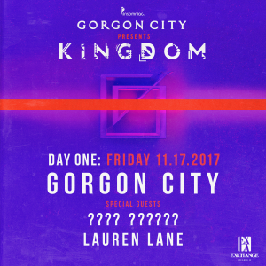 Gorgon City at Exchange LA - Night 1