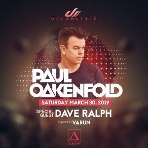 Paul Oakenfold at Academy LA