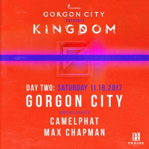 Gorgon City at Exchange LA - Night 2