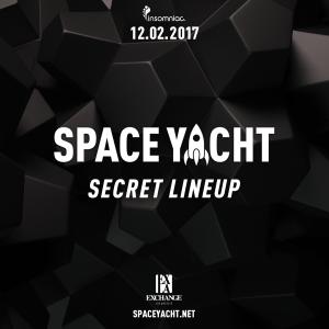Space Yacht: Secret Lineup at Exchange LA