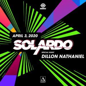 Solardo with Dillon Nathaniel at Academy LA