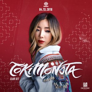 Tokimonsta at Exchange LA