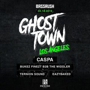 Bassrush presents Caspa at Exchange LA