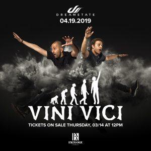 Dreamstate presents Vini Vici at Exchange LA