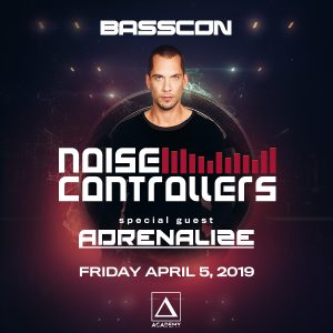 Basscon: Noise Controllers at Academy LA