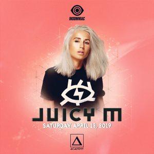 Juicy M at Academy LA