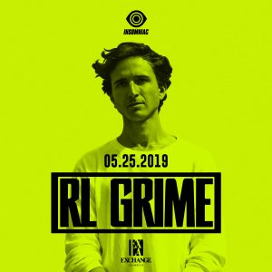RL Grime at Exchange LA