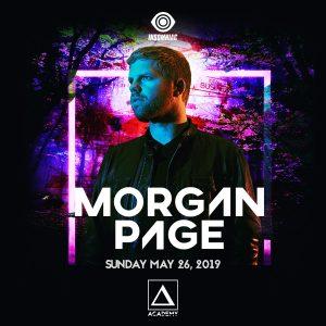 Morgan Page at Academy LA