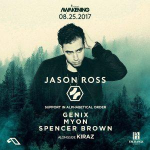 Jason Ross w/ Genix, Myon, Spencer Brown at Exchange LA