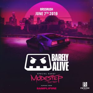 Bassrush presents Barely Alive at Exchange LA