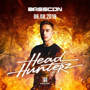 Headhunterz at Exchange LA