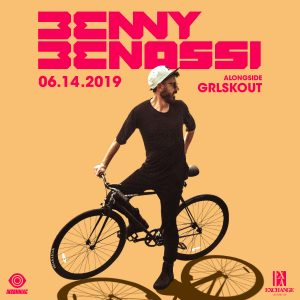 Benny Benassi at Exchange LA