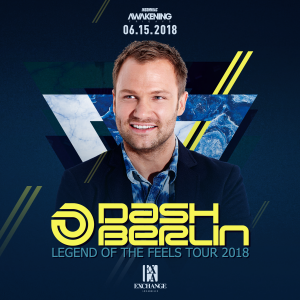 Dash Berlin at Exchange LA