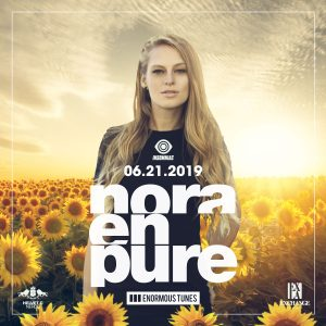 Nora en Pure at Exchange LA