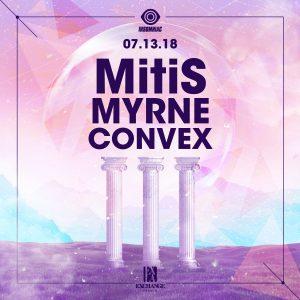 MitiS, Myrne, Convex at Exchange LA