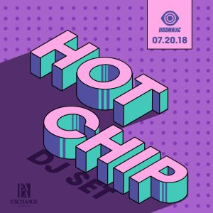 Hot Chip at Exchange LA