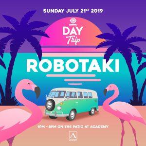 Day Trip with Robotaki at Academy LA
