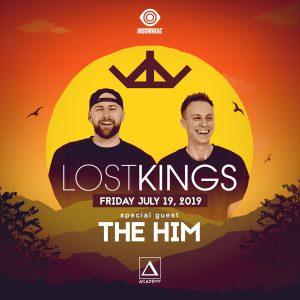 Lost Kings at Academy LA