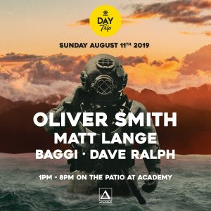 Day Trip with Oliver Smith at Academy LA