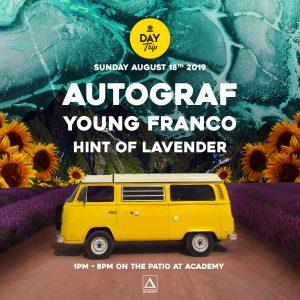 Daytrip with Autograf at Academy LA