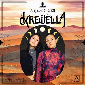 Krewella at Academy LA - August 21 2021