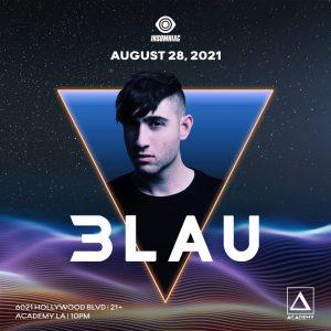3LAU at Academy LA - August 28 2021