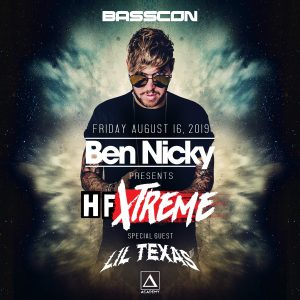 Basscon presents Ben Nicky & Lil Texas at Academy LA