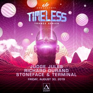 Dreamstate presents Timeless Trance at Academy LA