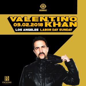 Valentino Khan at Exchange LA