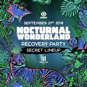Nocturnal Wonderland Recovery Party