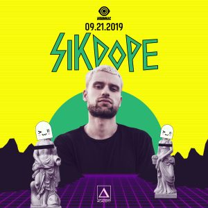 Sikdope at Academy LA