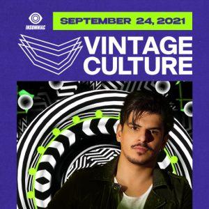 Vintage Culture at Exchange LA - September 24 2021