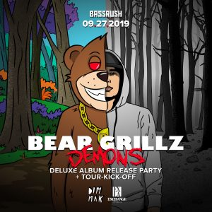 Bassrush presents Bear Grills at Exchange LA