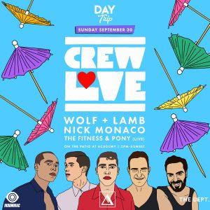 Crew Love at Academy LA