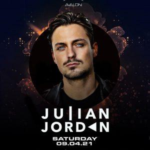 Julian Jordan at Avalon Hollywood - September 4, 2021