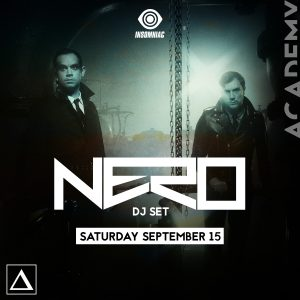 Nero at Academy LA